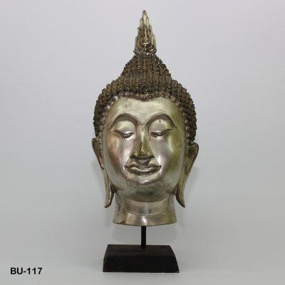 Thailändischer Sukothai Buddha Kopf
