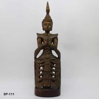 burmesischer Tempelwächter